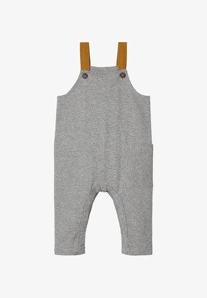 Tuinbroek - grey melange
