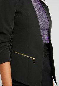 Vila - VIJOY - Blazer - black - 4