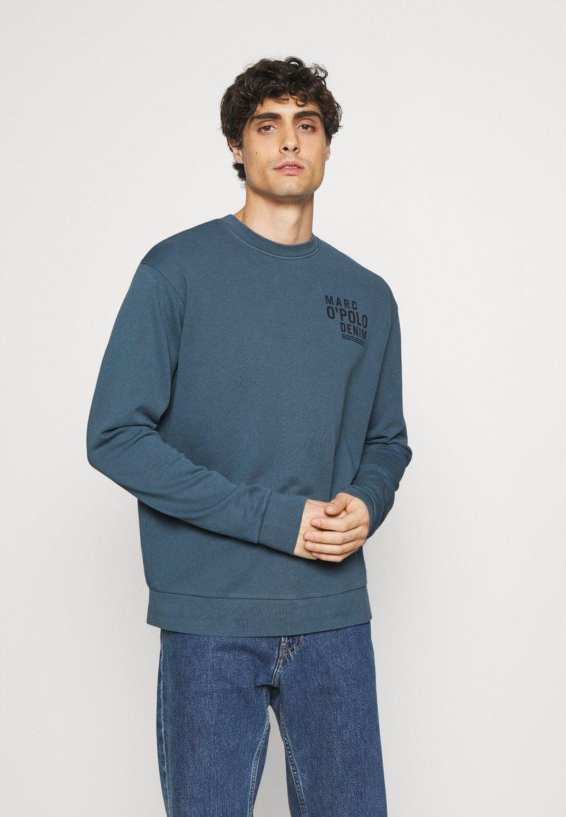 Marc O'Polo DENIM - Sweatshirt - grayish petrol