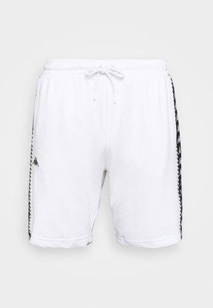 ITALO - Sportovní kraťasy - bright white