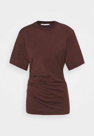 LUNA - Print T-shirt - noon plum