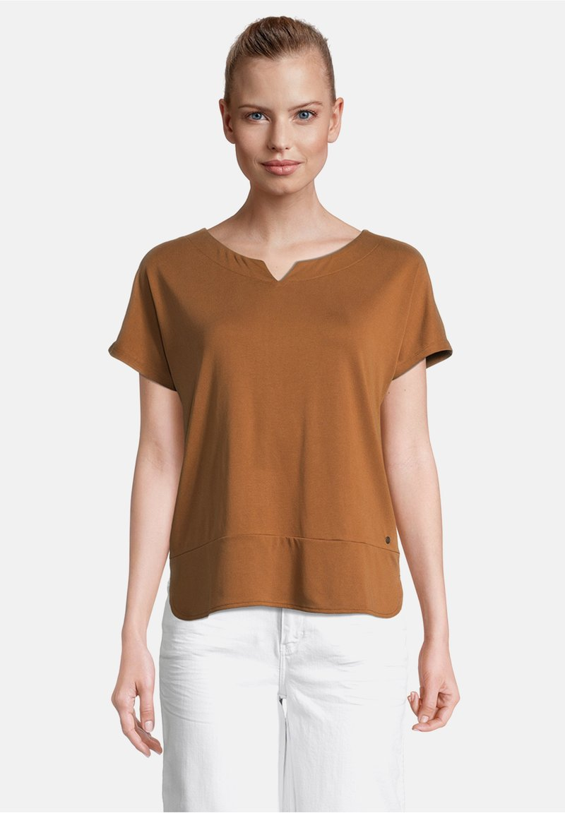 Betty & Co - Blouse - toffee