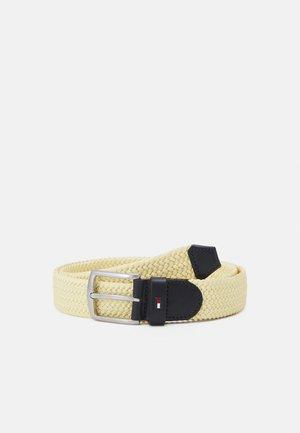 DENTON  - Cintura - yellow