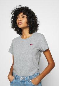 Levi's® - PERFECT TEE - T-shirts - yosemite heather grey - 3