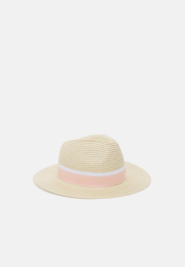 PANAMA HAT - Hatt - natural