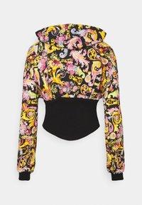 Versace Jeans Couture - veste en sweat zippée - black - 1