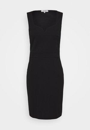 Robe fourreau - noir