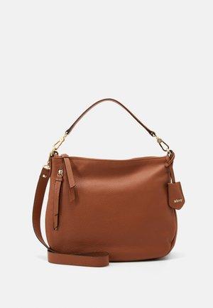 BEUTEL JUNA  - Handbag - caramel