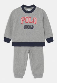 Polo Ralph Lauren - HOOKUP SET - Tracksuit - andover heather - 0