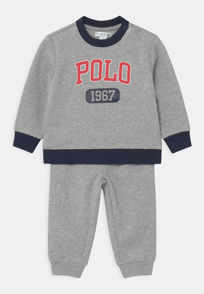 Polo Ralph Lauren - HOOKUP SET - Tracksuit - andover heather