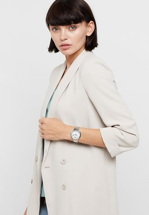 LADIES DRESS - Orologio - silver-coloured