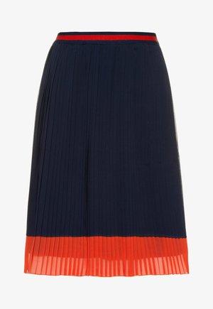 A-line skirt - asphalte foncé