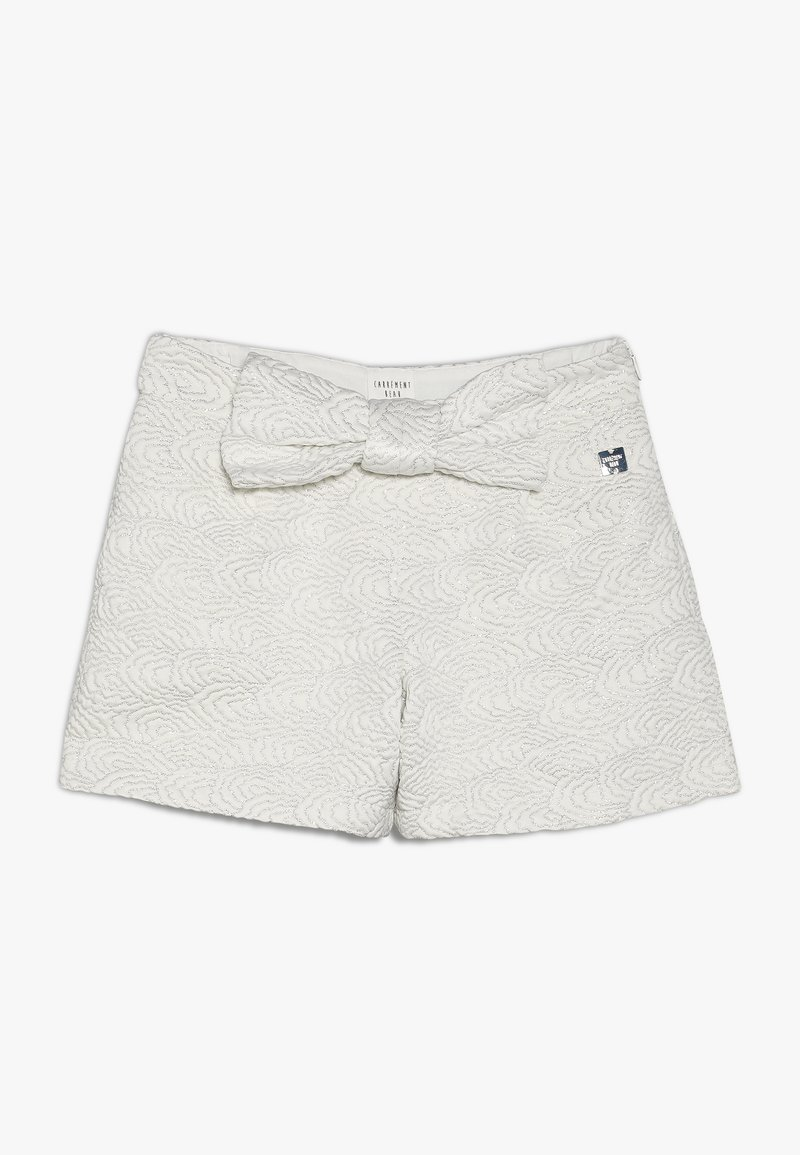 Carrement Beau - ZEREMONIE - Shorts - gebrochenes weiß