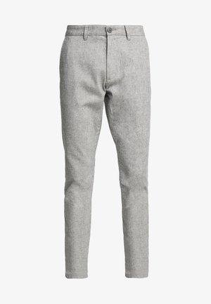 BRUSHED - Kalhoty - grey