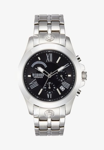 LION EXTENSION - Chronograph watch - silver-coloured