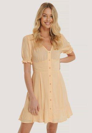 Sukienka letnia - apricot