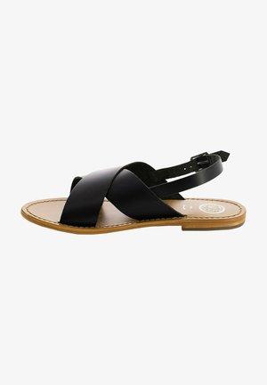 MACAPA  - Sandals - black