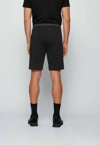BOSS - HEADLO - Shorts - black - 2