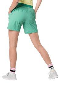 Jack Wolfskin - JWP  - Outdoor shorts - pacific green - 2