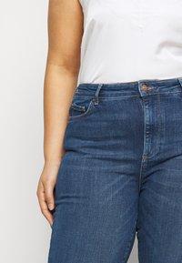 Vero Moda Curve - VMSOPHIA - Jeans Skinny Fit - dark blue denim - 3
