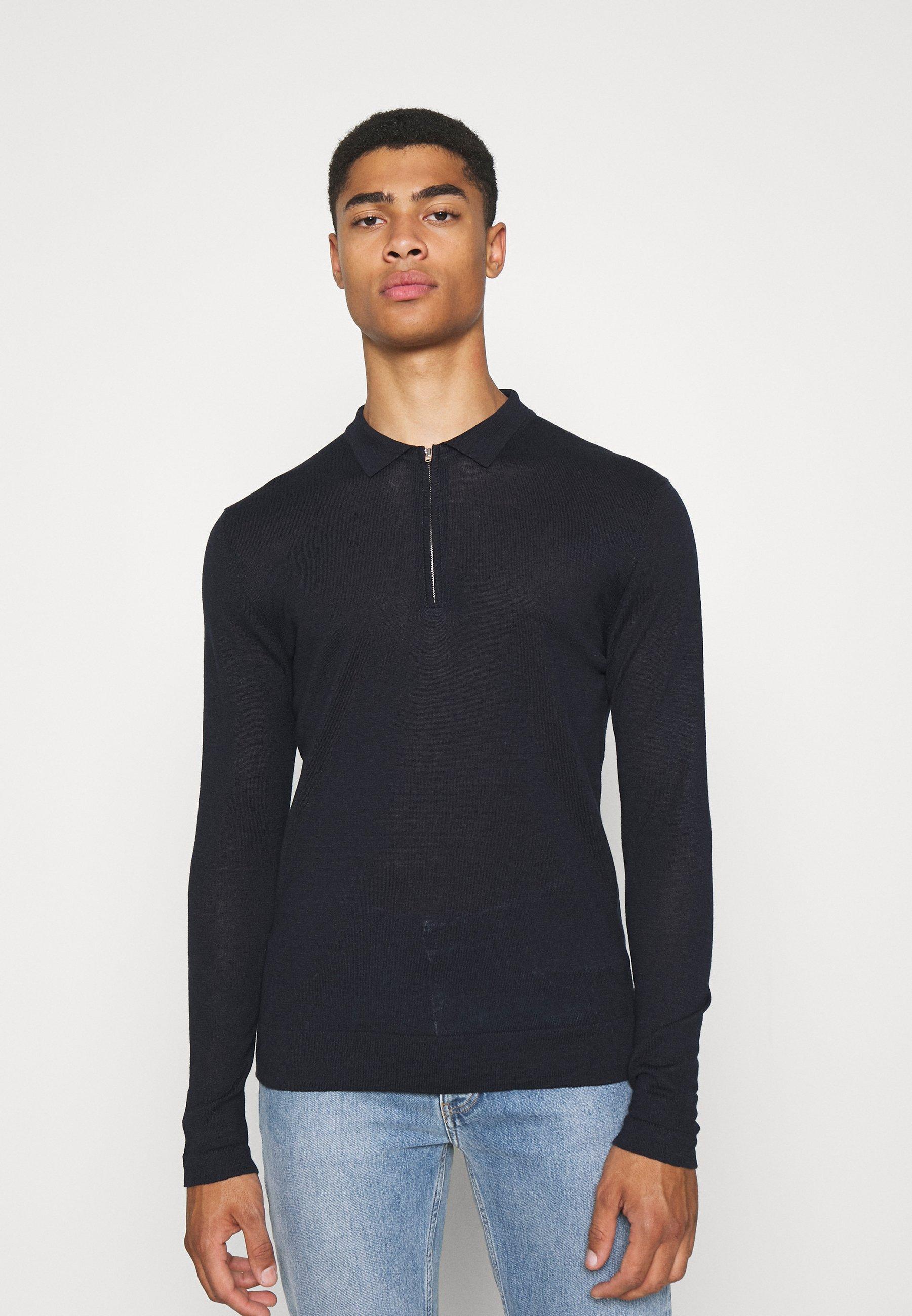 Homme NEV QUARTER ZIP - Pullover