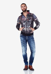 Cipo & Baxx - Relaxed fit jeans - blue - 0