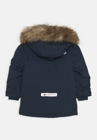 Didriksons - KURE KIDS PARKA - Cappotto invernale - navy - 1