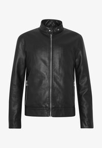 CELIO - RUBIKER - Faux leather jacket - black - 4