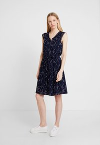 s.Oliver - Day dress - navy - 0
