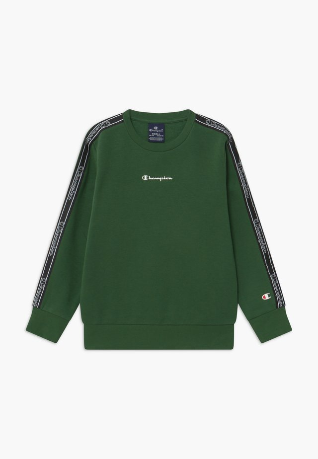 LEGACY AMERICAN TAPE CREWNECK - Sweater - dark green