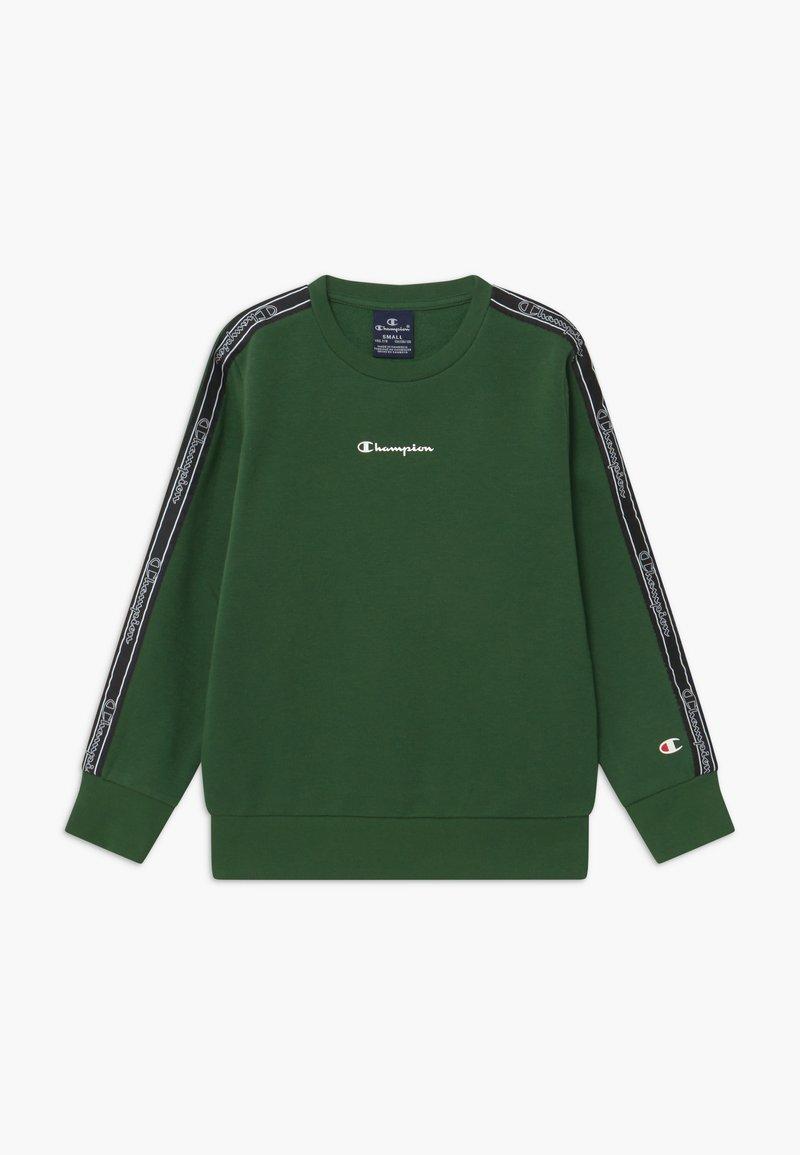 Champion - LEGACY AMERICAN TAPE CREWNECK UNISEX - Sweatshirt - dark green