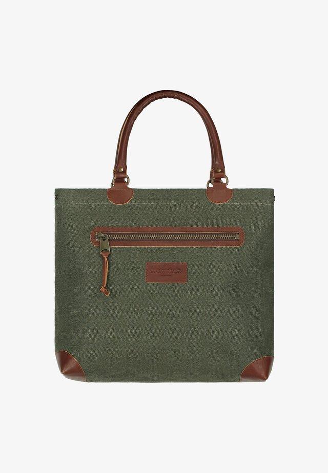 Tote bag - summer olive