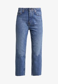 ONLY - ONLROXY TRAIGHT - Jeans Straight Leg - light blue denim - 4
