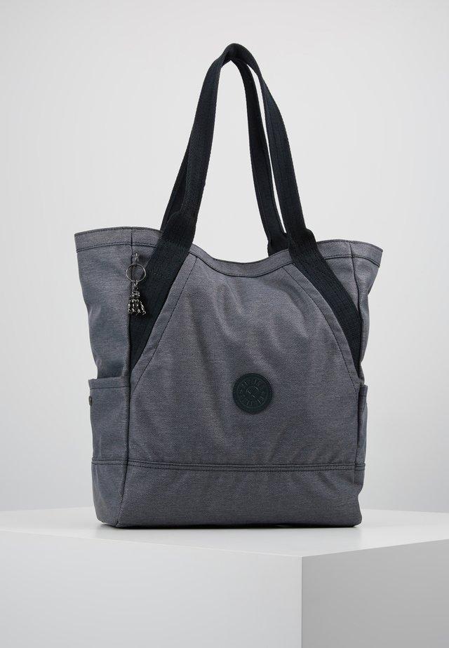 ALMATO - Tote bag - charcoal