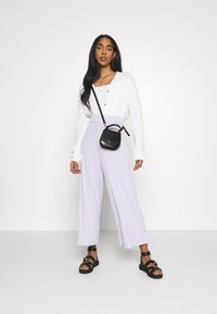 Cotton On - TWO BECOME ONE CARDI CAMI SET - Cardigan - white - 1