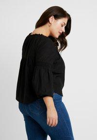 Cotton On Curve - BREANNE - Blouse - black - 2