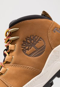 Timberland - BROOKLYN CITY MID - High-top trainers - light brown - 5
