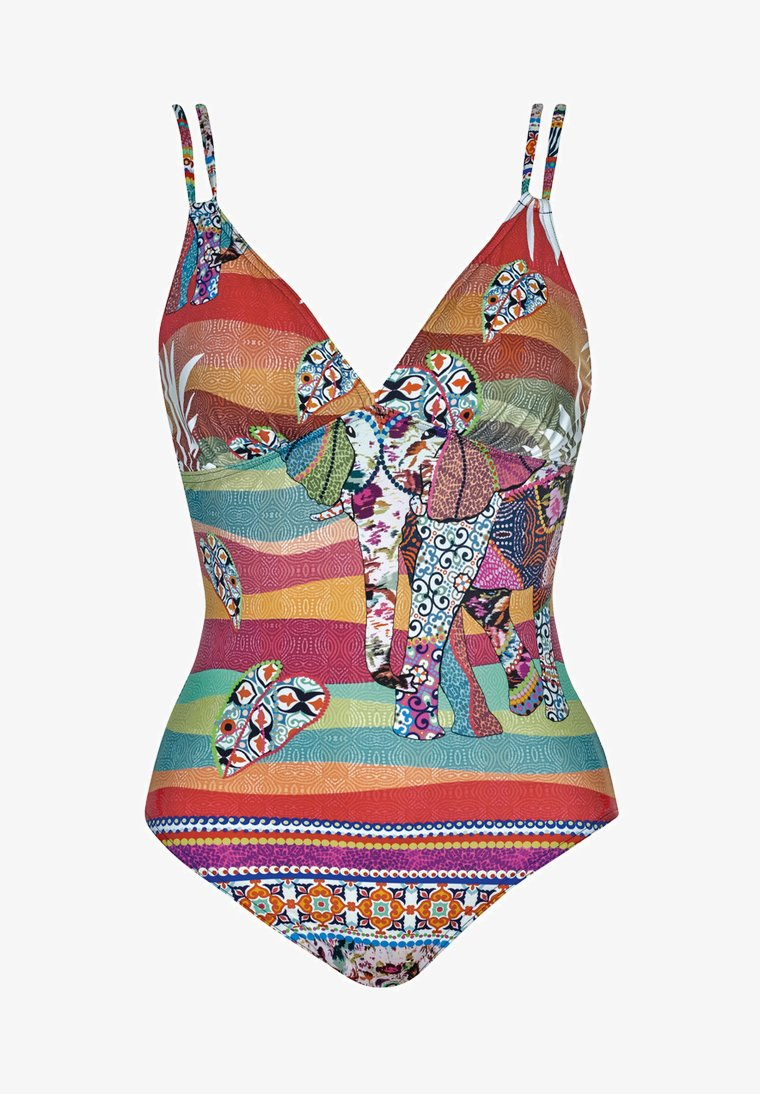Olympia - BLESSED MOMENT - Swimsuit - multi-coloured