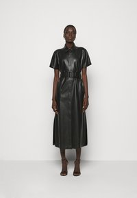 HUGO - KELENI - Shirt dress - black - 0
