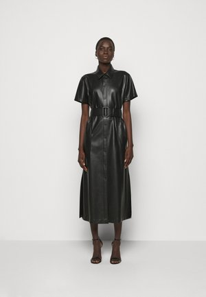 KELENI - Shirt dress - black