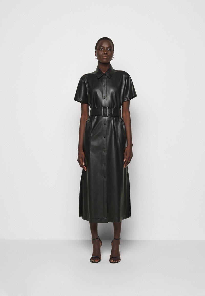 HUGO - KELENI - Shirt dress - black