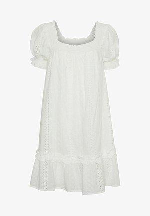 STICKEREI - Day dress - snow white