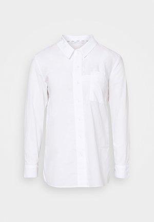 BASIC BLOUSE - Košile - white