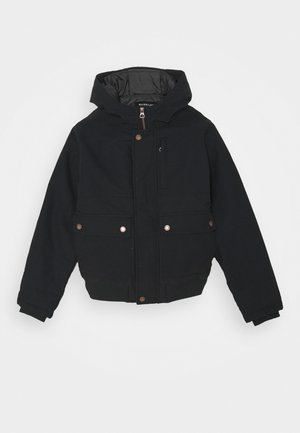 NEW BROOKS YOUTH - Winter jacket - black