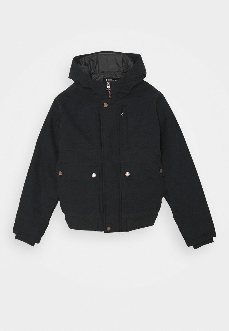 Quiksilver - NEW BROOKS YOUTH - Winter jacket - black