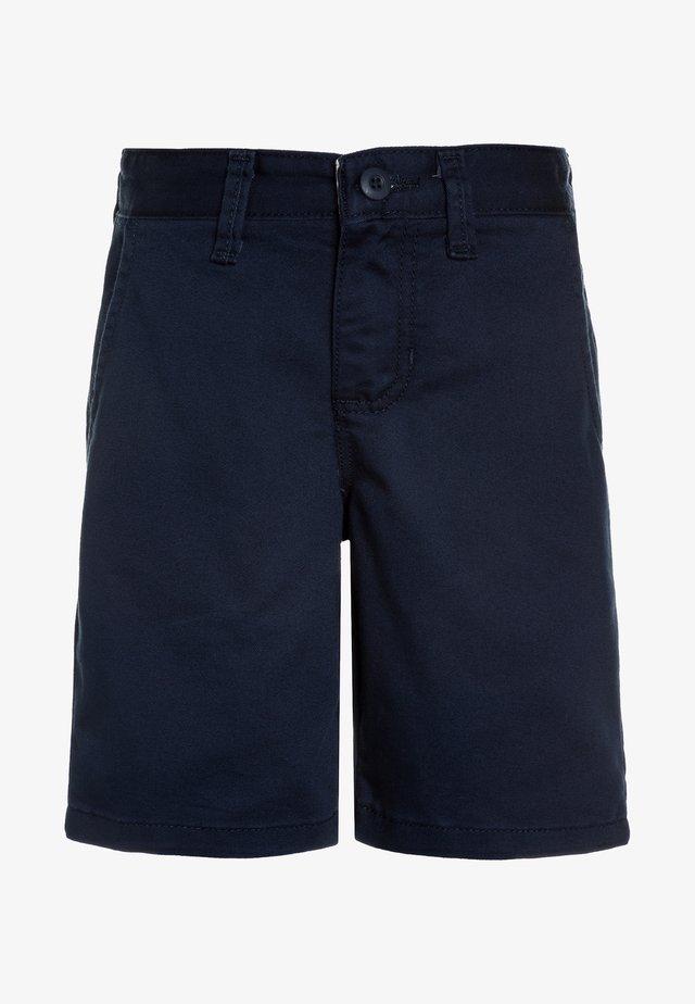AUTHENTIC STRETCH BOYS - Shorts - dress blues
