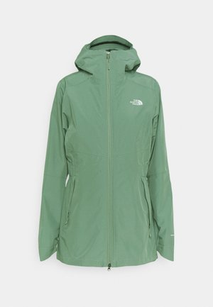 WOMENS HIKESTELLER JACKET - Kuoritakki - agave green