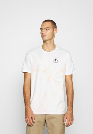 T-shirt med print - multi-coloured