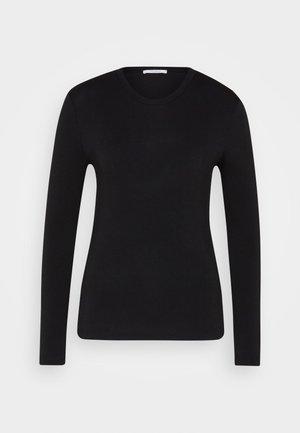 LIVIGNO - T-shirt à manches longues - nero