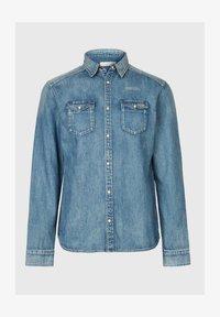 AllSaints - DARFIELD - Shirt - blue - 2